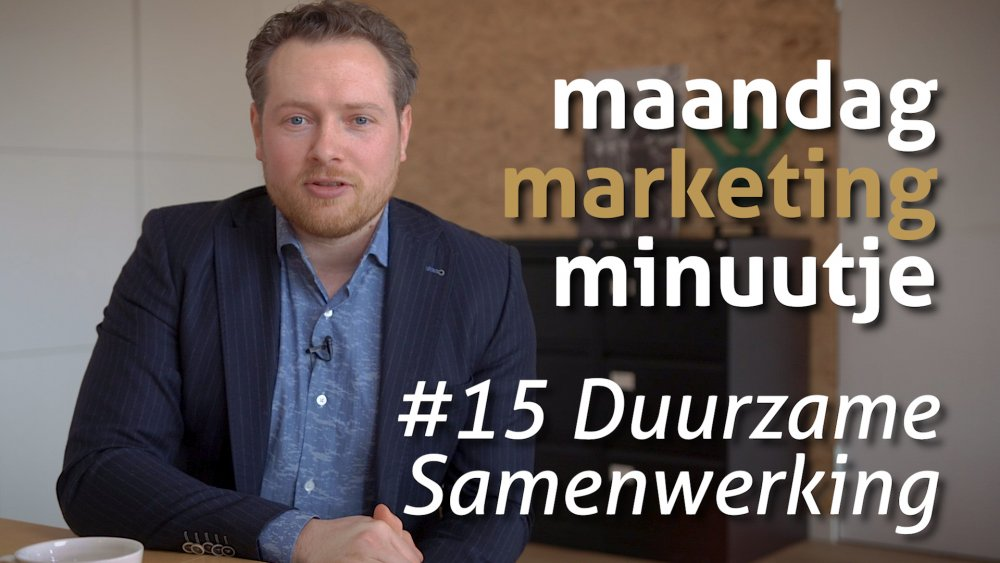 Maandag Marketing Minuutje #15