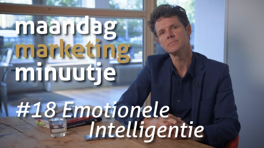 Maandag Marketing Minuutje #18