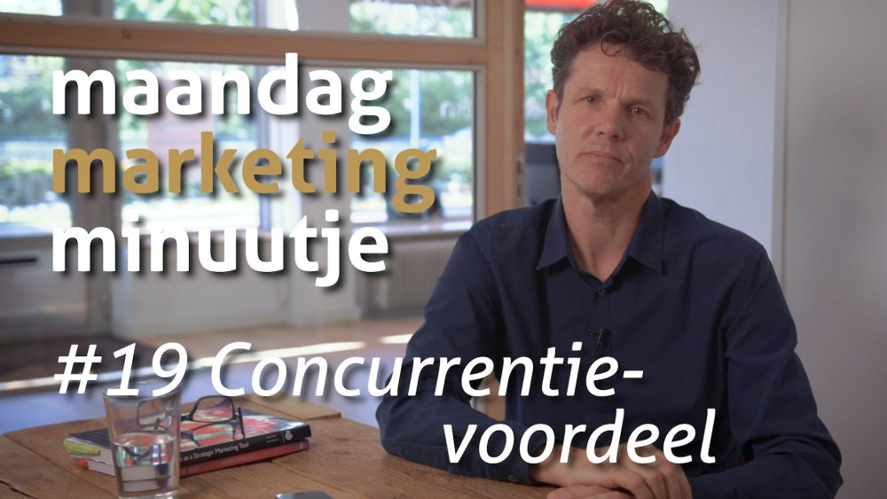 Maandag Marketing Minuutje #19