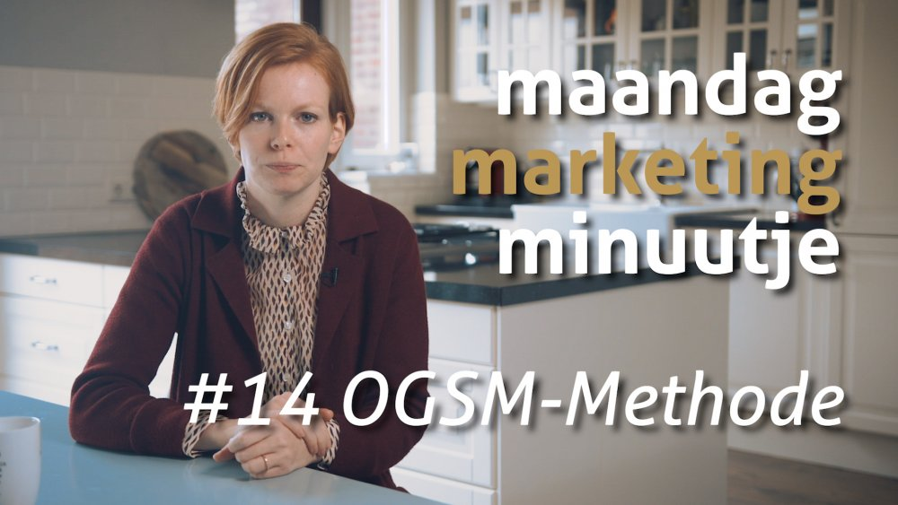 Maandag Marketing Minuutje #14